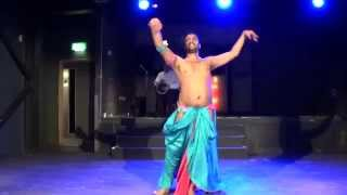 Sunny the Snake Boy (Part 3)- Belly Dance Showcase 2015