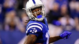 Jacoby Brissett and T.Y. Hilton Lead Colts to Win Over Browns | Stadium
