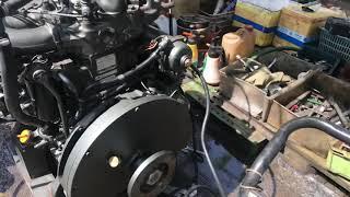 0903070753 - Keishin Machinery động cơ thuỷ Yanmar 3S15B cực ngon đẹp