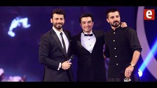 Ali Zafar fabulous performance at lux style awards 2016