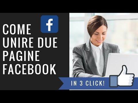 Xxx Mp4 Come Unire Due Pagine Facebook In 3 Click 3gp Sex