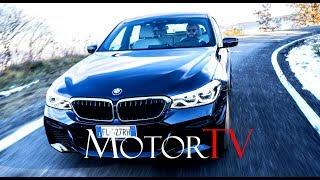 2018 BMW 6 SERIES GRAN TURISMO (630d / 640i GT) l DRIVING SCENES l EXTERIOR l INTERIOR