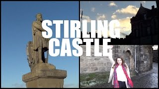 SCOTLAND - Stirling Castle - Ghosts, Dancing, & Pub | BeautyCreep