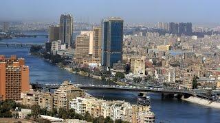 CAIRO, Driving thru ,Egypt , April 2015