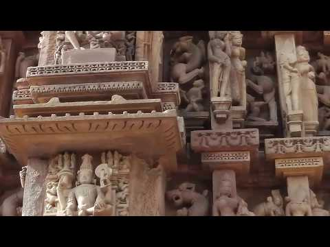 Khajuraho   The Temple of Love   Ancient India   Erotic Sculptures of Madhya Pradesh