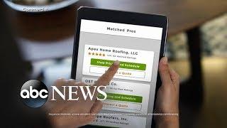 San Francisco sues home improvement service