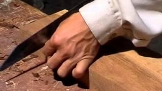 Pembuatan daun pintu