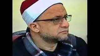 فضيلة الشيخ علي محمود شميش في حفل اذاعة القرآن بشهر مولد معلم الناس الخير   صلى الله عليه وسلم   يوم