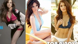 Top 10 Sexiest Women in the Philippines 2016