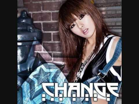 [MP3 + DL] 4Minute HyunA - Change (체인지) (Ft. Joon Hyung From Beast)