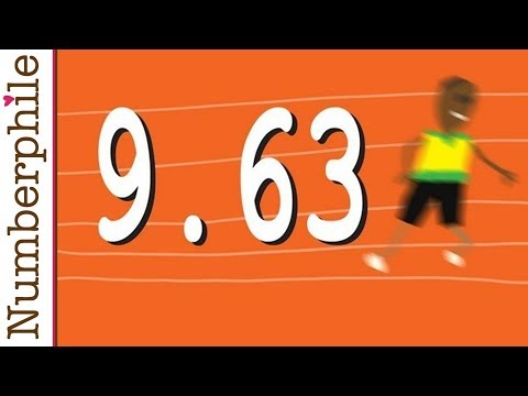 Did Usain Bolt REALLY run 100m in 9.63 seconds?