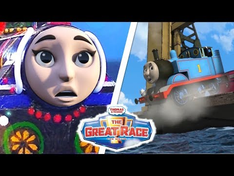 Xxx Mp4 Ashima Rescues Thomas Slow Motion Comparison The Great Race Thomas And Friends Movie 3gp Sex