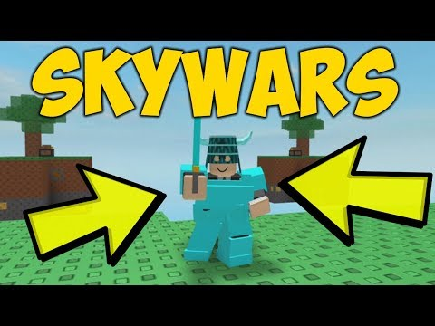 NEW ROBLOX SKYWARS! RELEASED! (GAMEPLAY)