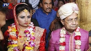 67 Year-Old Bangladesh Rail Minister Marries 29-Year-Old Girl | Talk Of The Town | TV5 News