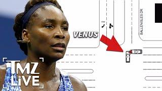 Venus Williams: Cops Holding Crash Video | TMZ Live