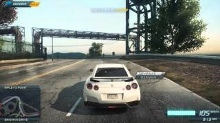 Need For Speed Most Wanted 車探しながら適当にドライブ