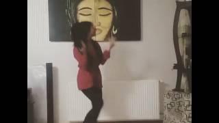 رقص بسیار زیبا دختر ایرانی