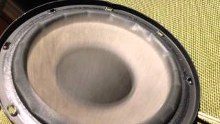 Philips 482 woofers