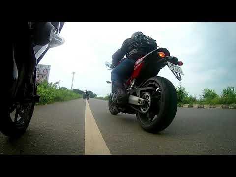 Wheelie ft PAPAWHEELIE,honda 650f,Kawasaki ninja 1000