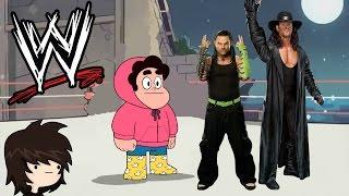 steven universe parodia loquendo steven en WWE BY FANXE