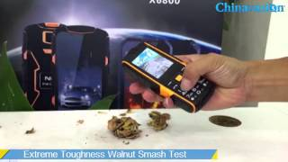IP67 Rugged Phone Powerbank with Flash Light Review & Unboxing