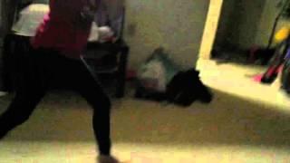 Don't Drop That Thun Thun Weird Dance and Intro