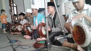 Hadroh Nurul Wasilah ( Cek sound :D ) Darbuka M.Farhan ajiibb!!!