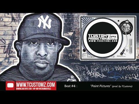 5 Classic Hip Hop Instrumentals [with SCRATCH HOOKS] Old School Boom Bap Beats Mix #10 [2017]
