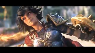 All Smite Cinematic 2016