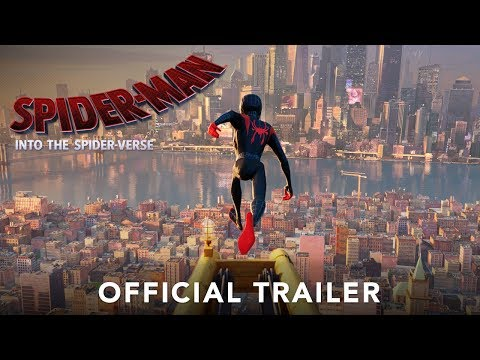 Xxx Mp4 SPIDER MAN INTO THE SPIDER VERSE Official Trailer 2 HD 3gp Sex