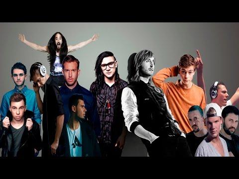 Los 20 Mejores DJ del mundo