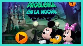 La Casa de Mickey Mouse | ¡NUEVO JUEGO! : Problema en la Noche (CASA EMBRUJADA) | Disney Junior