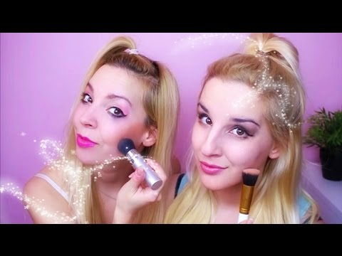 💞MY SISTER DOES MY MAKEUP CHALLENGE💞