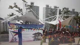 Marawi Interpretative dance @Busan south korea