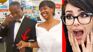 CHEAPEST WOMAN TRICKS GUY INTO MARRYING HER