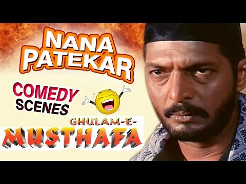 Xxx Mp4 Nana Patekar Comedy Scenes Ghulam E Mustafa Weekend Comedy Special Indian Comedy 3gp Sex