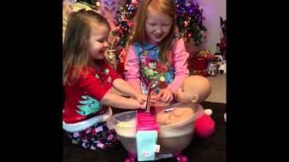 Esmé And Isla Review Baby Born Interactive Bath Tub Toy.