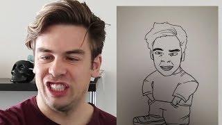 Making fun of your art