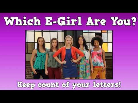 WHICH E-GIRL ARE YOU!? (tns)