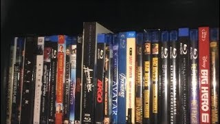 MY 2018 BLU-RAY COLLECTION