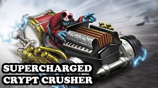 Skylanders Superchargers - Supercharged Crypt Crusher GAMEPLAY