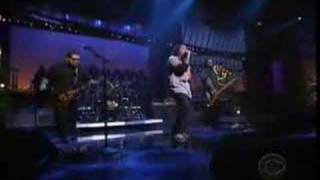 POD - Youth of a Nation (Live Letterman)