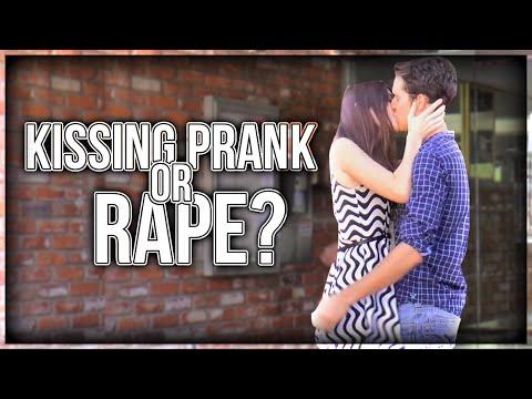 Xxx Mp4 Is This A Kissing Prank Or Rape 3gp Sex