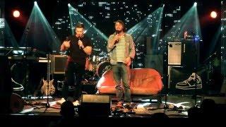 Slamdog Millionaire - Felix Lobrecht & Malte Rosskopf - Zug