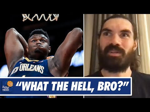 Steven Adams on What Makes Zion Williamson So Impossible to Defend JJ Redick