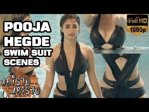 Xxx Mp4 FAP Pooja Hegde Swimming Pool Scene DJ Duvvada Jagannadham Actress Hot Video Abistu Abistu 3gp Sex
