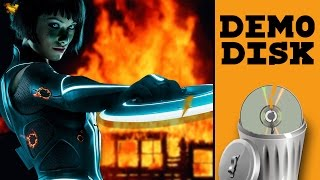 TRON IS HOT - Demo Disk Gameplay