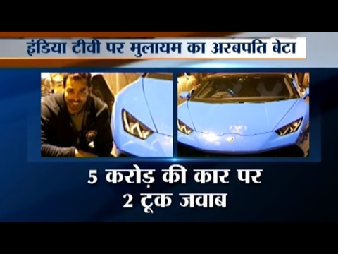 watch Prateek Yadav on his Lamborghini: Nothing Wrong in Buying Luxury Car, I am a Businessman