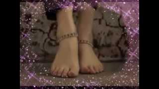 Sweet & Beautiful Girl's Feet