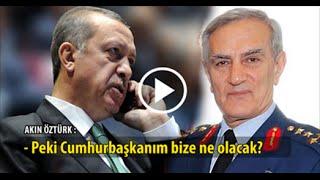 15 temmuz darbe girişimi tiyatroymuş! Erdoğan ve Akın Öztürk